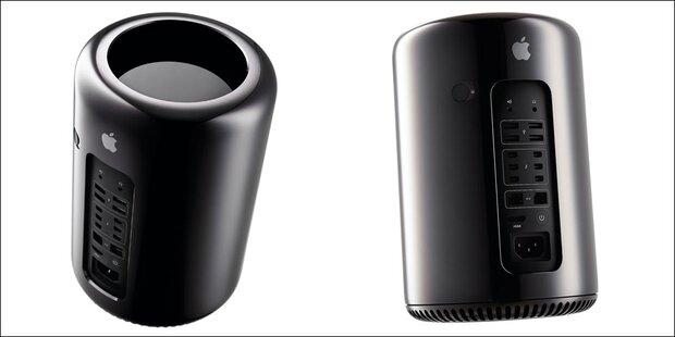 Endlich: Apple bringt neue Mac-Pro-Modelle