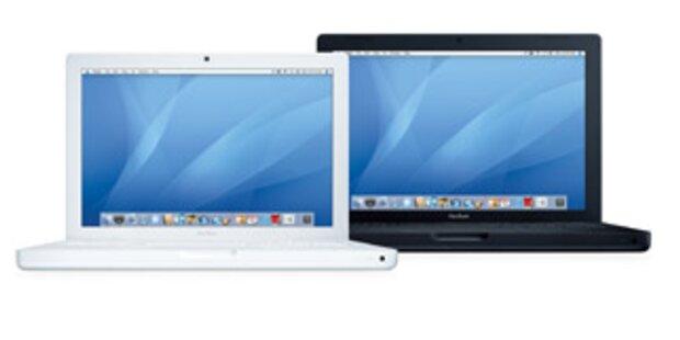 Boom bei Netbooks macht Apple zu schaffen