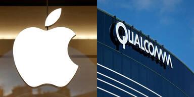 Apple verklagt Chip-Profi Qualcomm