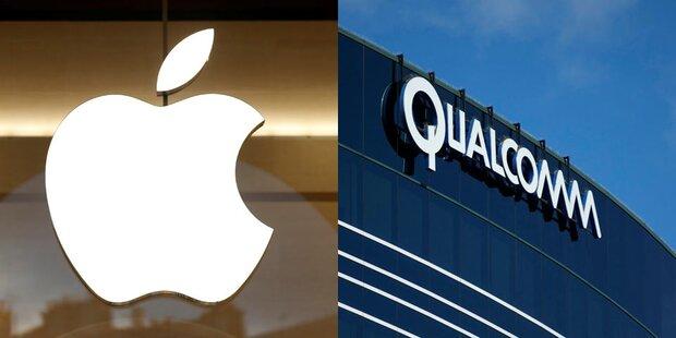 Apple weitet Klage gegen Qualcomm aus