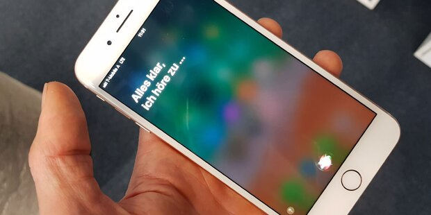 Jetzt startet Apple die Siri-Aufholjagd