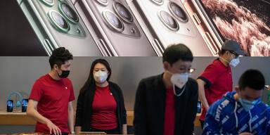 Coronavirus-Comeback in China