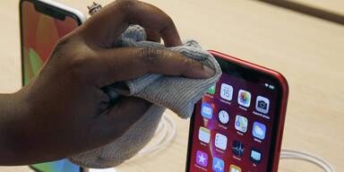 Auch Oppo zog an iPhones vorbei