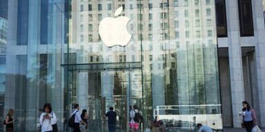Apple plant Mega-Store in Wien