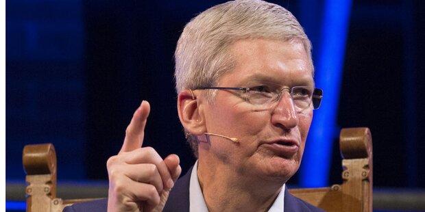 Apple-Chef zu EU:
