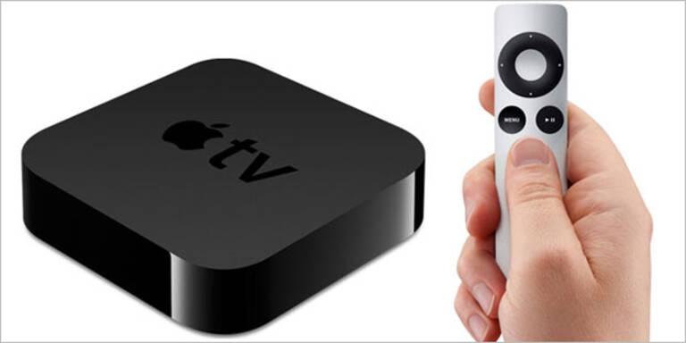 Neues Apple TV wird zur Spielekonsole