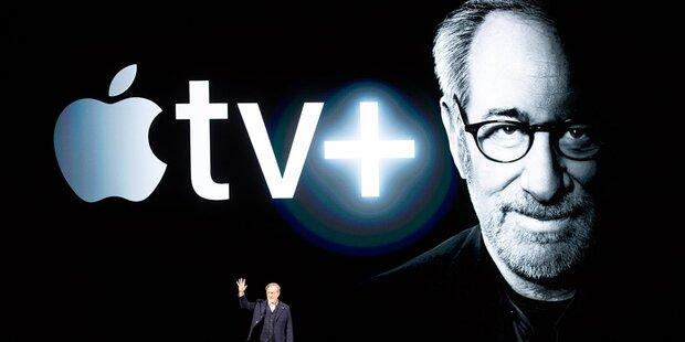 Apple TV+ wird teurer als Netflix und Co.