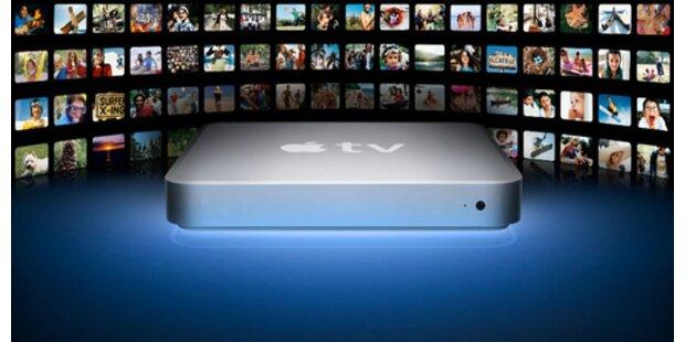 Apple bringt HD-Fernsehen via Internet