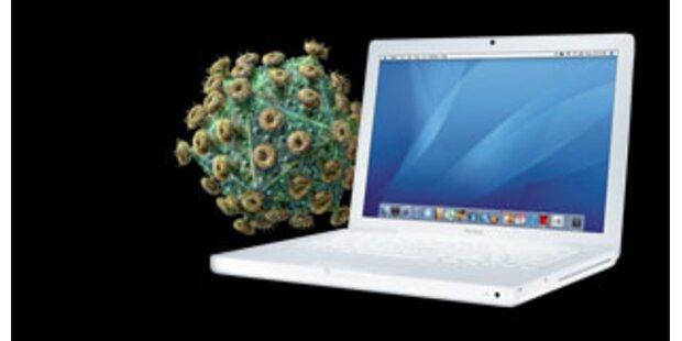 Experten warnen vor Angriffen auf Mac-Rechner