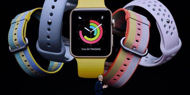 Problem bei neuer Apple Watch behoben