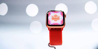 Apple Watch dominiert Smartwatch-Markt