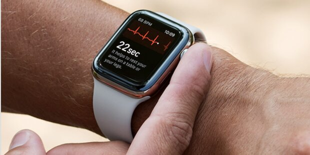 Apple kann Rückgängen im iPhone-Verkauf gegensteuern