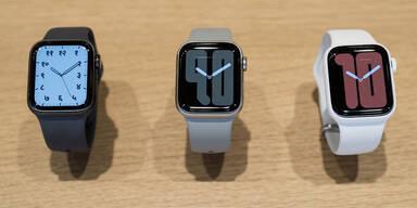 Apple weiter klare Nummer eins bei Smartwatches