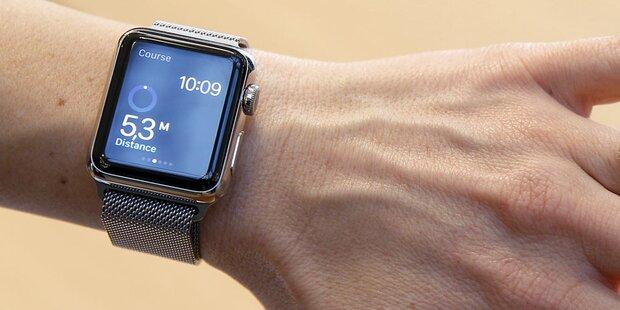 Apple Watch 2 extrem erfolgreich