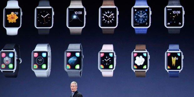 Apple Watch: So gut ist die Super-Uhr