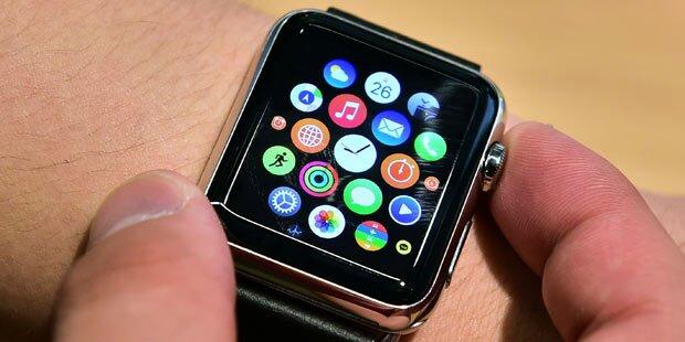 Apple Watch wird zum Ladenhüter