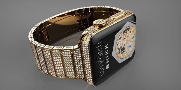 Die teuerste Apple Watch der Welt