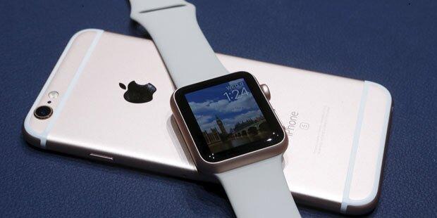 Günstiges iPhone 6c in Startlöchern