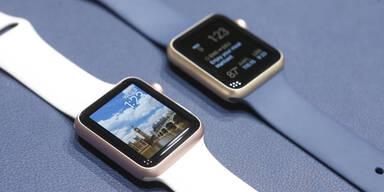 Apple Watch: Fehler bremst neue Software