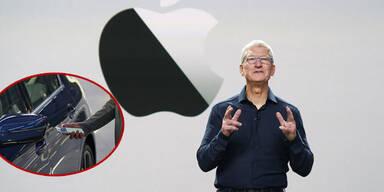 iPhone wird zum Autoschlüssel & eigene Chips für Macs