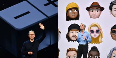 Apple präsentiert iOS 12