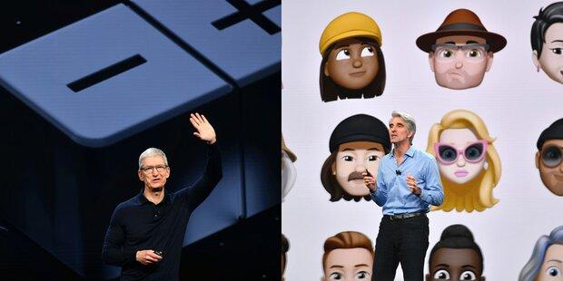 WWDC 2018: iOS 12, macOS Mojave & co. sind da