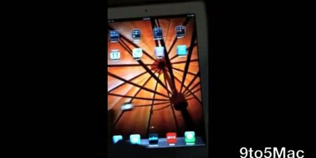 Video von Apples iOS 5 aufgetaucht