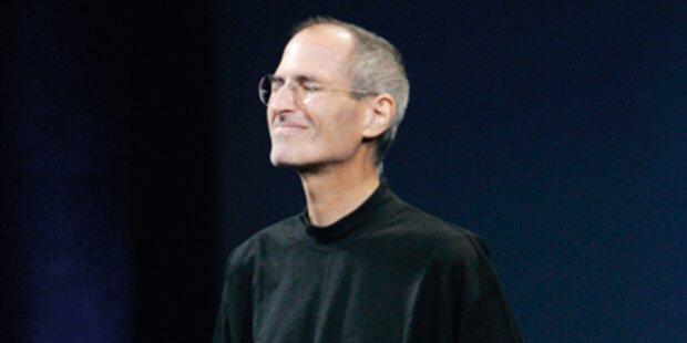 Schock: Apple-Chef Steve Jobs ist krank