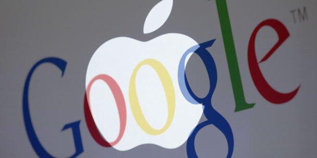 Kurios: Apple und Google verbünden sich