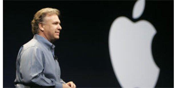 Apple stellte Neuheiten vor