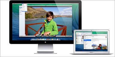 Mac OS X Mavericks-Features im Überblick