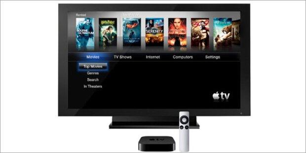 Apple-Fernseher kommt schon 2012