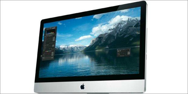 Nicht billig: Apple-Fernseher starten 2012