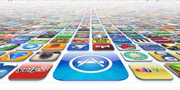 Preise in Apples Appstore steigen