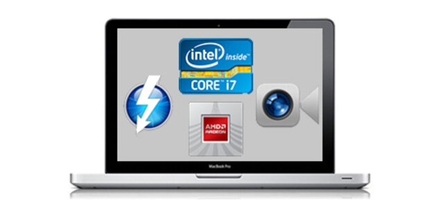 Das neue MacBook Pro ist da