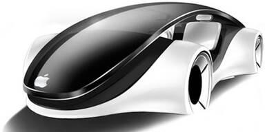 Eigenes Auto von Apple wird konkreter