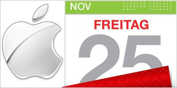 Satte Apple-Rabatte am