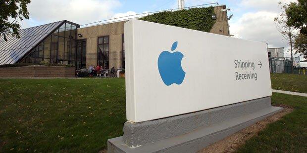 Gesundheitsdienst von Apple kommt an