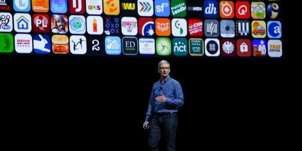 Apple vollzieht bisher radikalsten Schritt