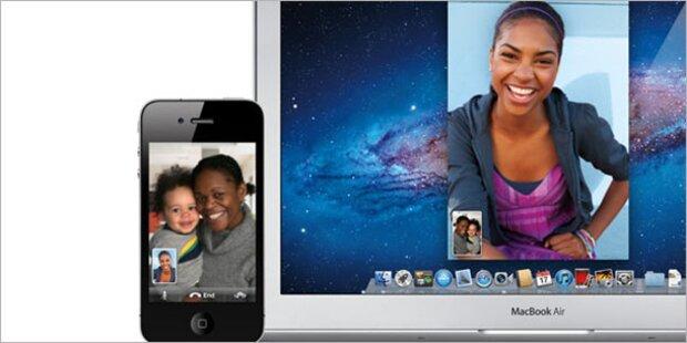 Apple wegen Facetime zu Mega-Strafe verdonnert