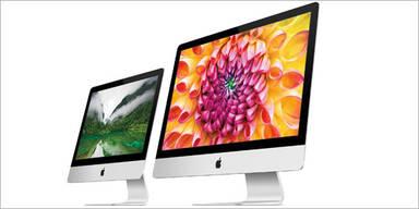 Startschuss für Apples neuen iMac