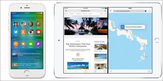 So gut ist iOS 9 für iPhone & iPad