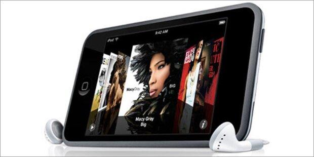 iPod touch soll mit SIM-Kartenslot kommen