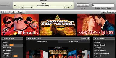 iTunes weiter auf dem Vormarsch