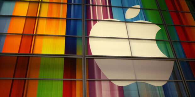 Apple baut riesige Solar-Anlage