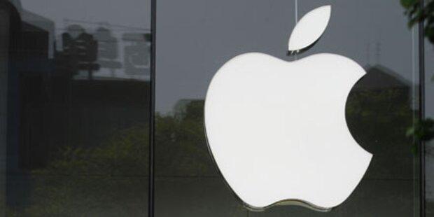 Musikfirmen sind für Apples Cloud-Dienst