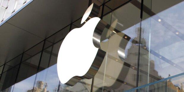 Apple zahlt erstmals seit 1995 Dividende
