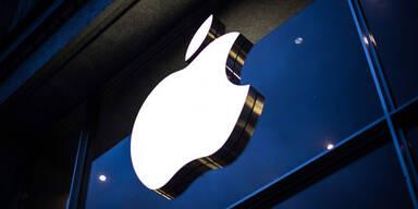 Apple-Zahlen zu Behörden-Anfragen