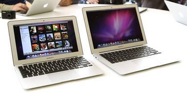 MacBook Air mit 11,6 Zoll Display kommt