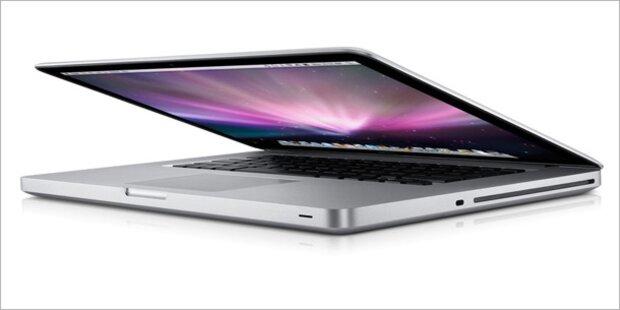Radikale Änderungen beim MacBook Pro